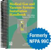 2012 Medical Gas and Vacuum Systems Installation Handbook