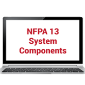 2016 NFPA 13: Fire Sprinkler System Components and Other Hanging and Bracing Requirements Onl