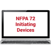 NFPA 72: Initiating Devices (2016) Online Training