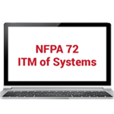 NFPA 72: Inspection, Testing, and Maintenance of Fire Alarm Systems (2016) Online Training