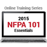 NFPA 101: Life Safety Code Essentials Self-Guided Online Course Series