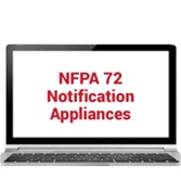2019 NFPA 72: Notification Appliances Online Training
