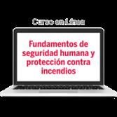 Curso en línea de los Fundamentos de Seguridad Humana y Protección contra Incendios