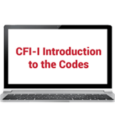 CFI-I Introduction to the Codes Online Training