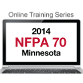 NFPA 70: National Electrical Code (NEC) (2014) Online Training Series - MN Edition