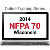 NFPA 70: National Electrical Code (NEC) (2014) Online Training Series - WI Edition