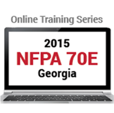 NFPA 70E: Standard for Electrical Safety in the Workplace (2015) Online Training Series - GA Edition