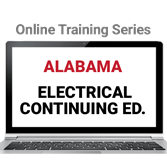 Alabama State-Approved NEC and NFPA 70E Online Training