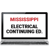 Mississippi State-Approved NEC and NFPA 70E Online Training