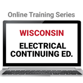 Wisconsin State-Approved NEC and NFPA 70E Online Training