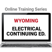 Wyoming State-Approved NEC and NFPA 70E Online Training