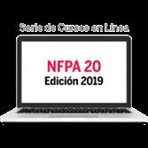 Serie de cursos en línea de NFPA 20 (2019)