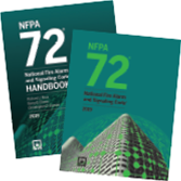 2019 NFPA 72 Code and Handbook Set - Current Edition