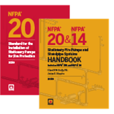 2019 NFPA 20 Set - Current Edition