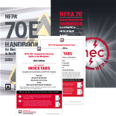 2020 NEC and 2021 NFPA 70E Handbooks Toolkit