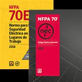Código Eléctrico Nacional (2017), y NFPA 70E, Norma para la Seguridad Eléctrica