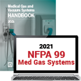 Medical Gas and Vacuum Systems (2021) Online Training and Handbook Toolkit