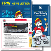 Home Fire Prevention for Adults and Seniors Set