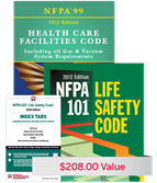 2012 NFPA 99 and NFPA 101 Codes Toolkit