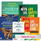 NFPA 99 and NFPA 101 Codes and Handbooks Toolkit