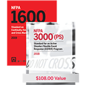 2019 NFPA 1600 and 2018 NFPA 3000 (PS) Toolkit