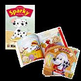 Sparky Story Books Bundle