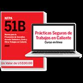 NFPA 51B: Juego de Herramientas para Trabajos en Caliente