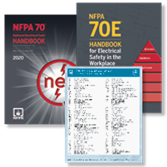 2020 NEC and 2018 NFPA 70E Handbooks Toolkit